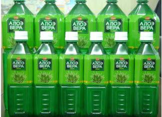 Экспорт напитков Алоэ Вера из Южной Кореи