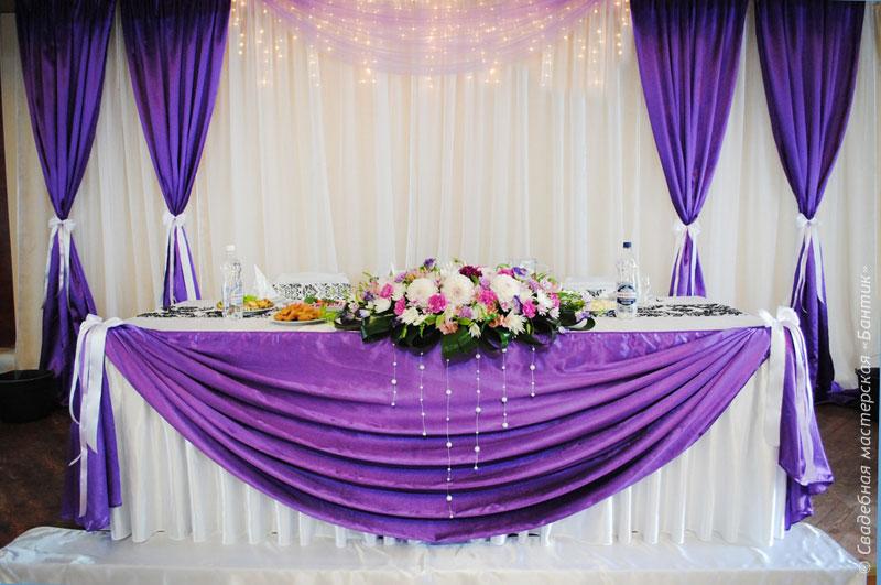 Оформление столов на свадьбу своими руками фото