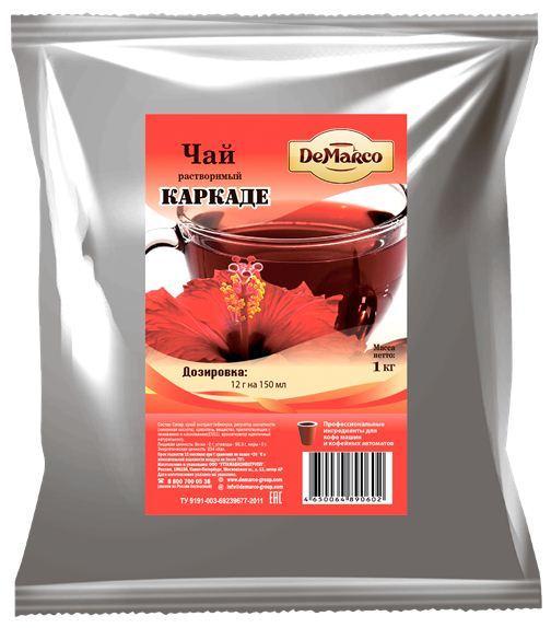 Чай растворимый «Каркаде» DeMarco