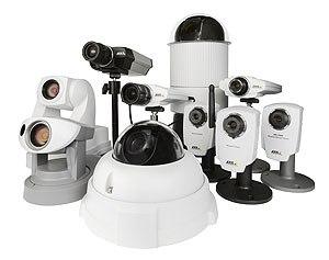 Камеры видеонаблюдения в Красноярске