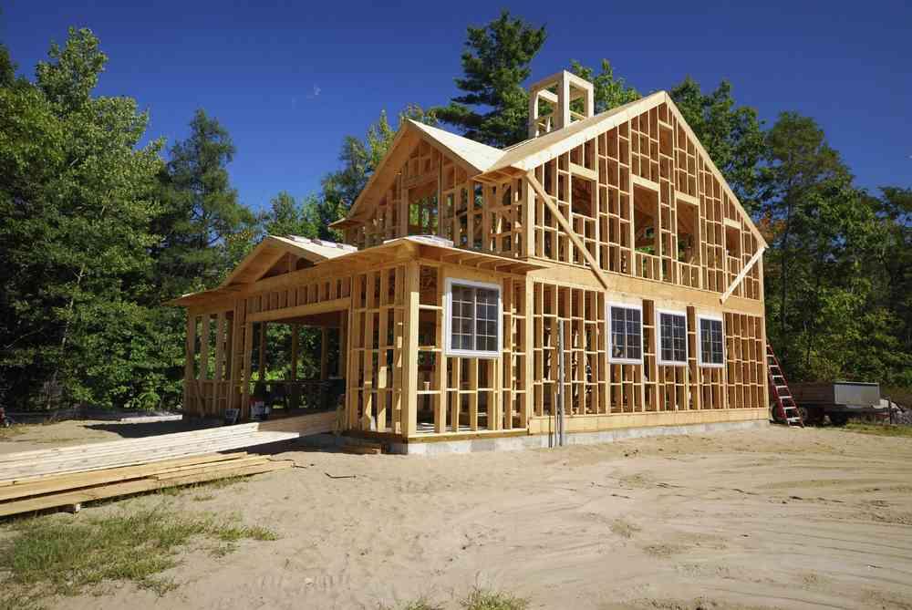 Строительство домов коттеджей любой сложности из СИП панелей от 7000р/м2