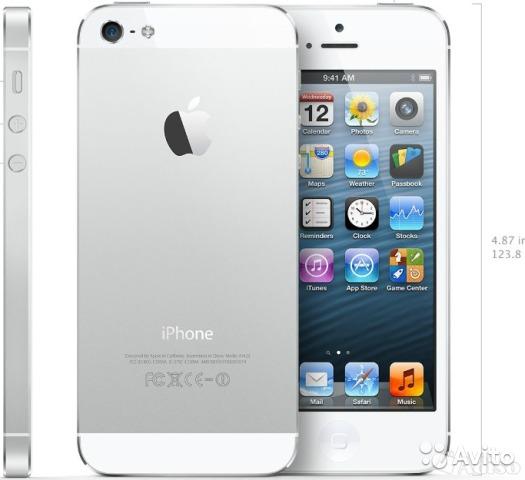 iPhone 5S с доставкой и без предоплаты