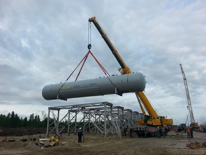 Аренда автокрана 200-160 тонн Тобольск