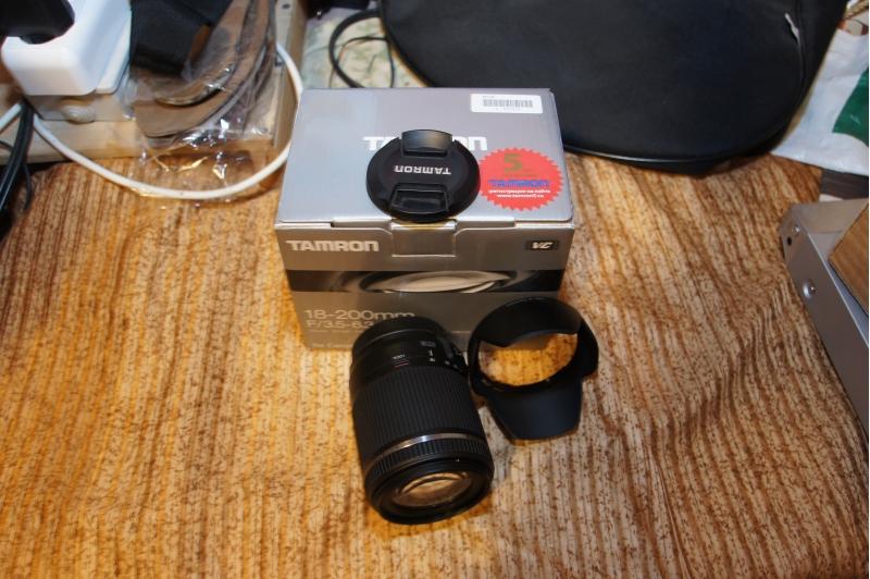 Tamron AF 18-200mm f3.56.3 Di II VC для Canon