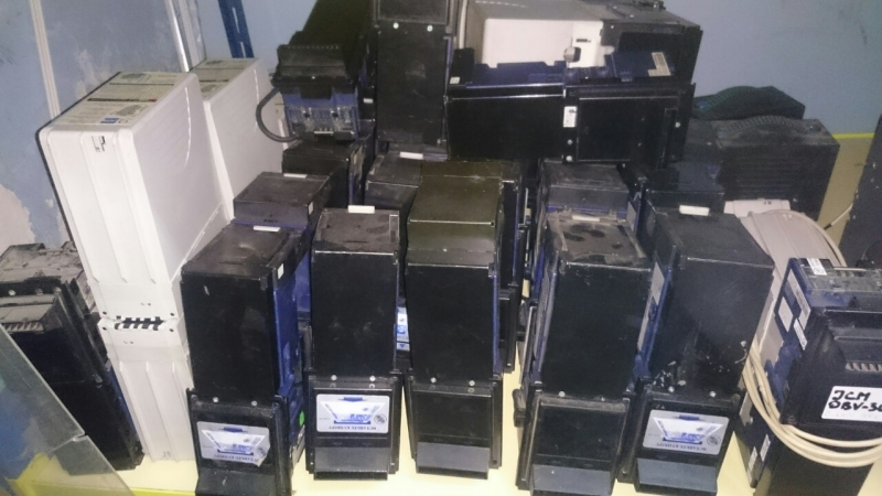 Купюроприемники JCM DBV300 MDB для кофейников и снэков с кассетой на 1200 купю