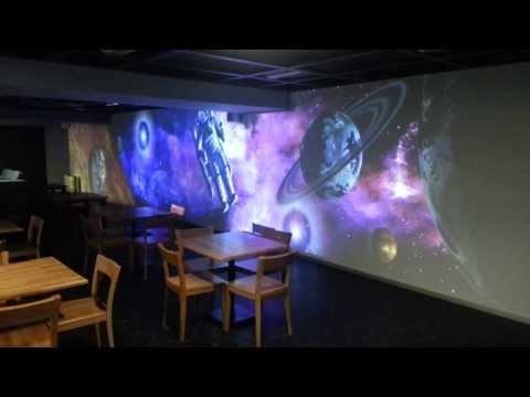 3D mapping в помещениях