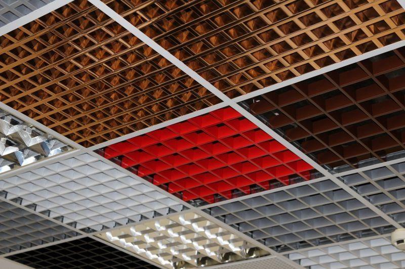 Потолок грильято купить в москве