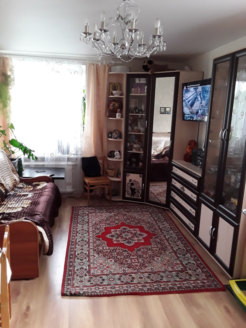 Продается 4х комнатная квартира пос. Тельмана д.30