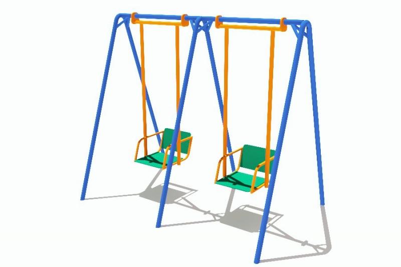 Производство детского игрового и спортивного оборудования