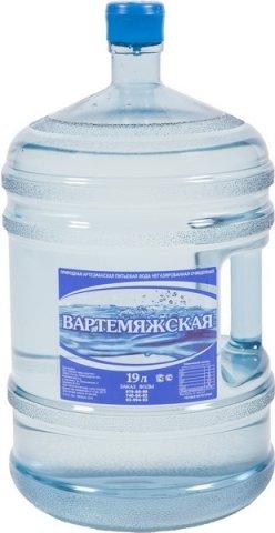 Артезианская вода 19 л Вартемяжская