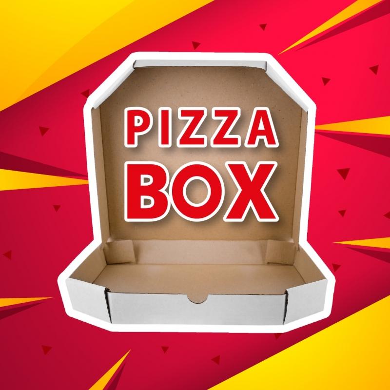 Производство коробок для пиццы