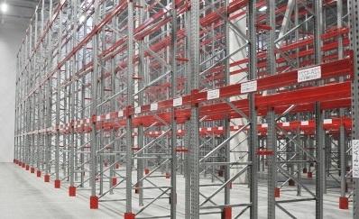 Производство стеллажей для склада