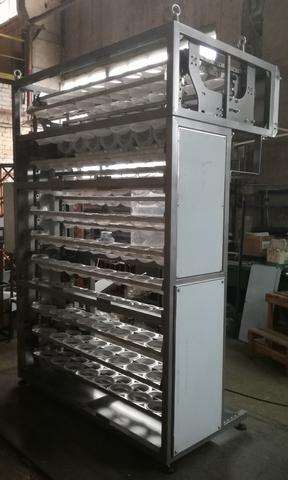 Важный элемент для оборудования пекарни.