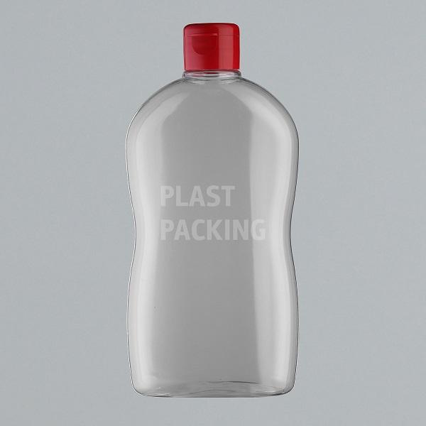 Бутылки для моющих средств, объемом 500 мл.