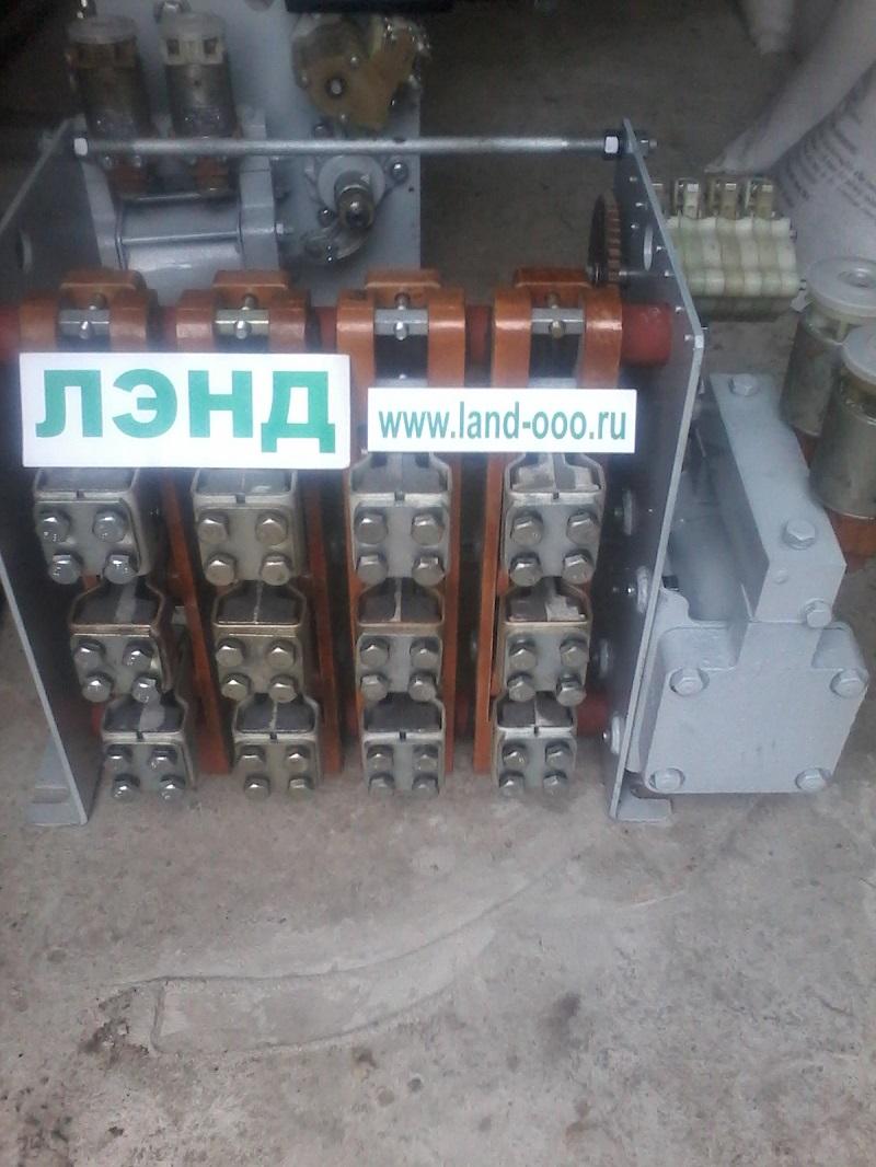 переключатель ПКД-143 для электровоза 610.264.143