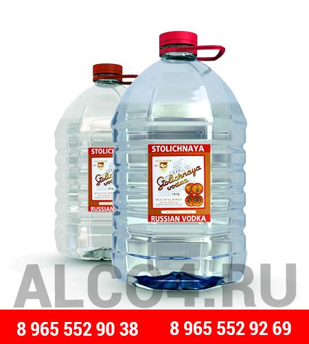 В четырех литровых канистрах продается алкоголь. Оптом и в розницу, по всей Росс