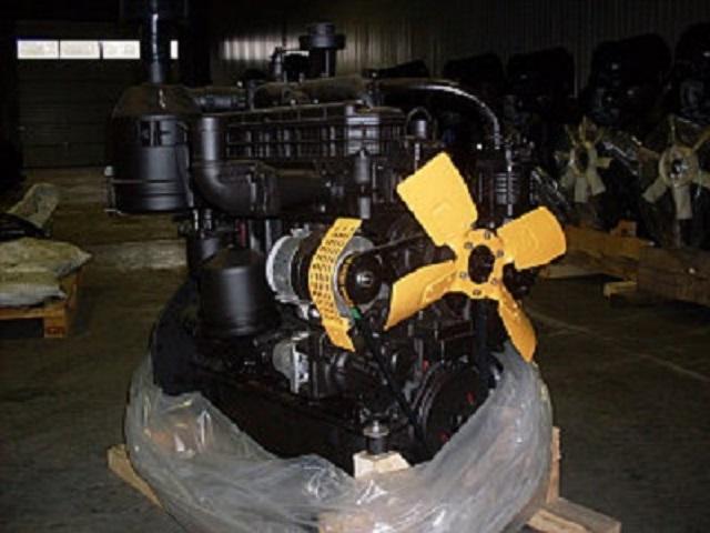 Двигатель Д-243-91 для МТЗ-8082 с капремонта