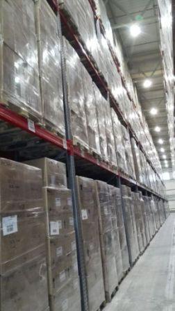Производство стеллажей для складов