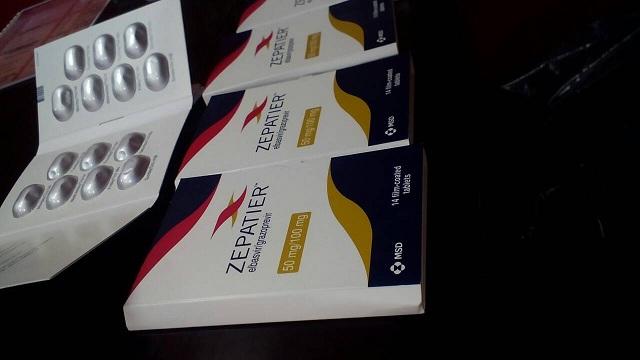 Продам Zepatier Зепатир в Украине