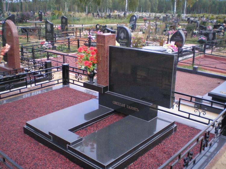 Установка памятников в Екатеринбурге
