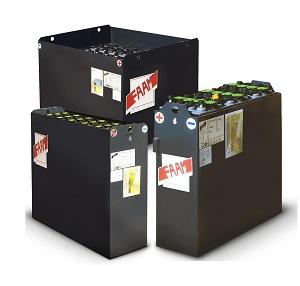 Тяговая аккумуляторная батарея 48V 750 Ah для погрузчика Linde Baker R20N178243