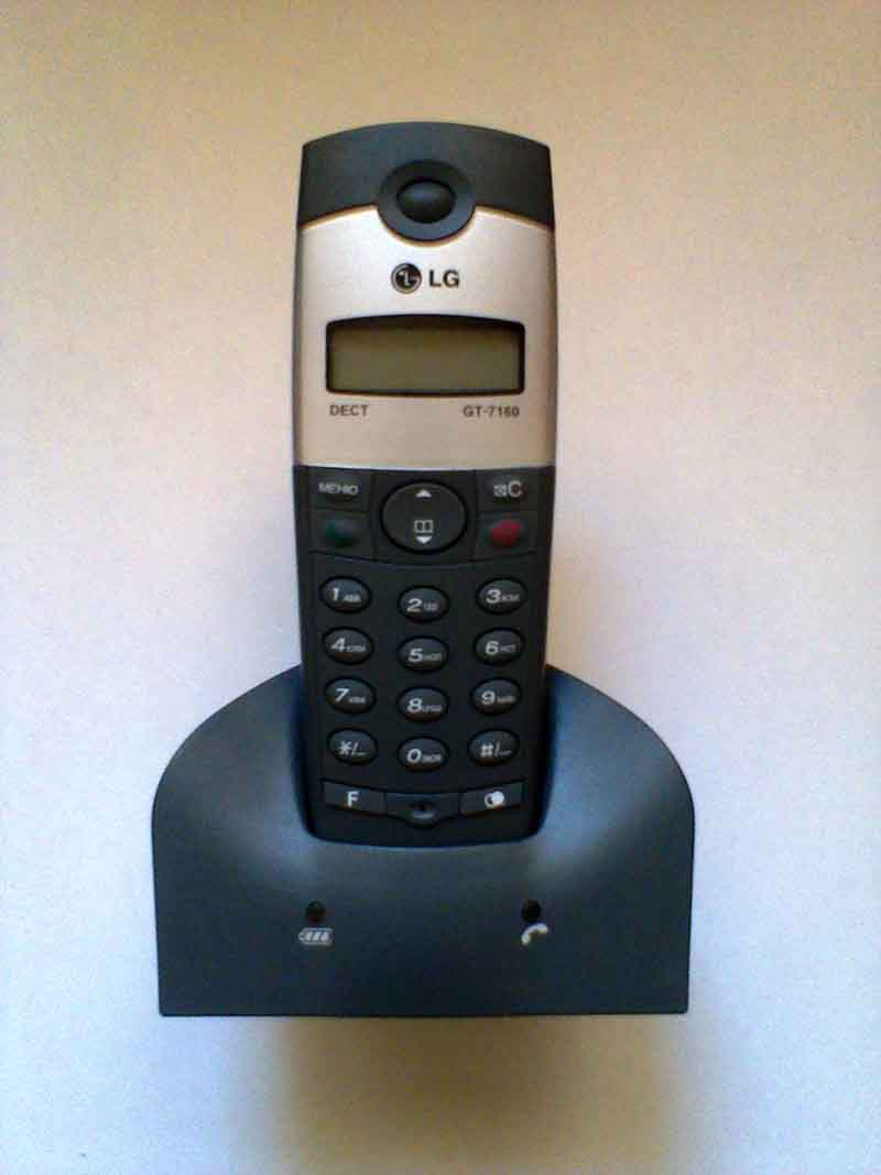 Дект телефон LG DECT GT-7160