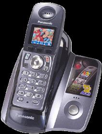 Дект телефон Panasonic KX-TCD 305