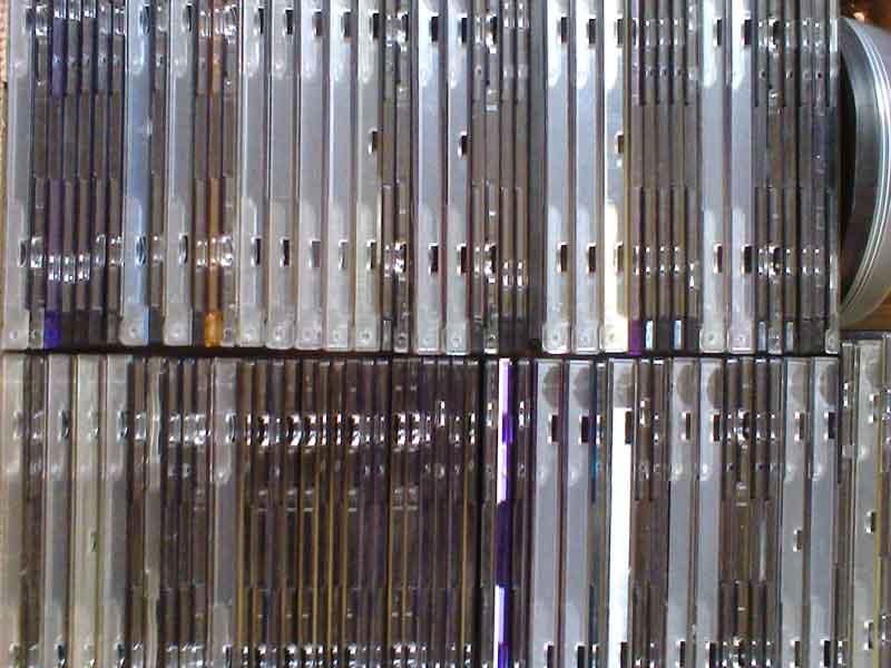 Коробочки для дисков
