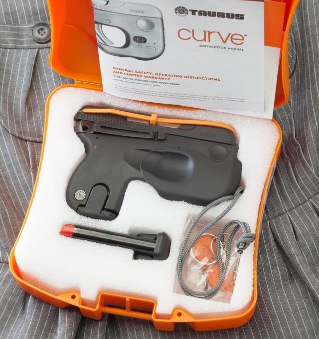 Инновационный самозарядный пистолет