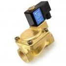 Клапан электромагнитный тип 0955500 Ду 25, 220V50Hz, ЗИТА