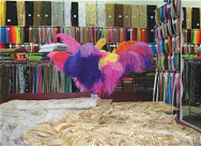 1000 видов тканей для танцa, сцены и театра.