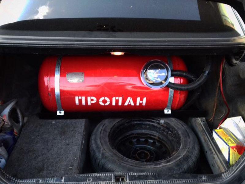 Установка и обслуживание ГБО в Москве