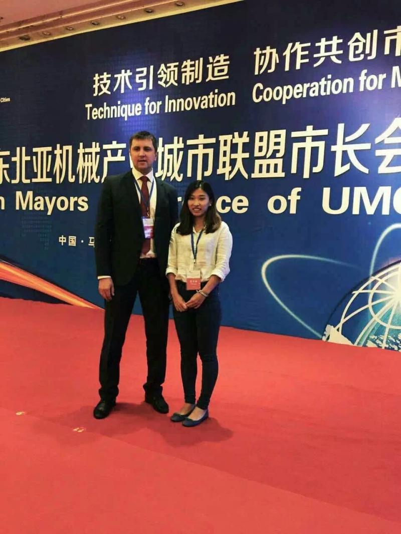 переводчик в Китае