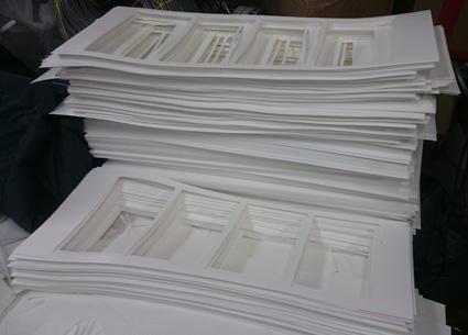 Продаем отходы полипропилена белого,цветного жесткого.