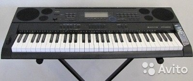 CASIO CTK-6000 Синтезатор