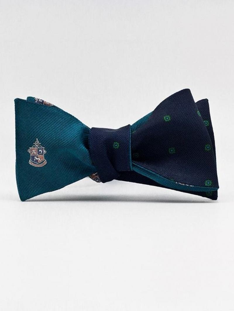 Уникальные галстуки-бабочки самовязы