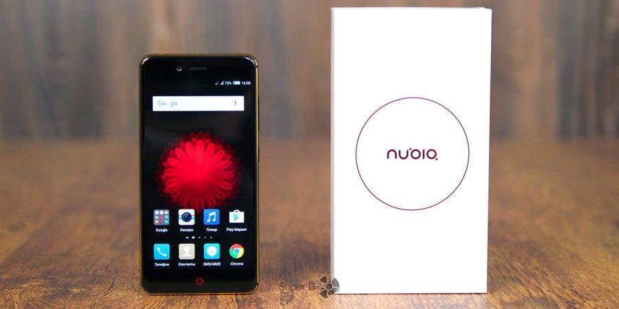Смартфон Nubia Z17 mini