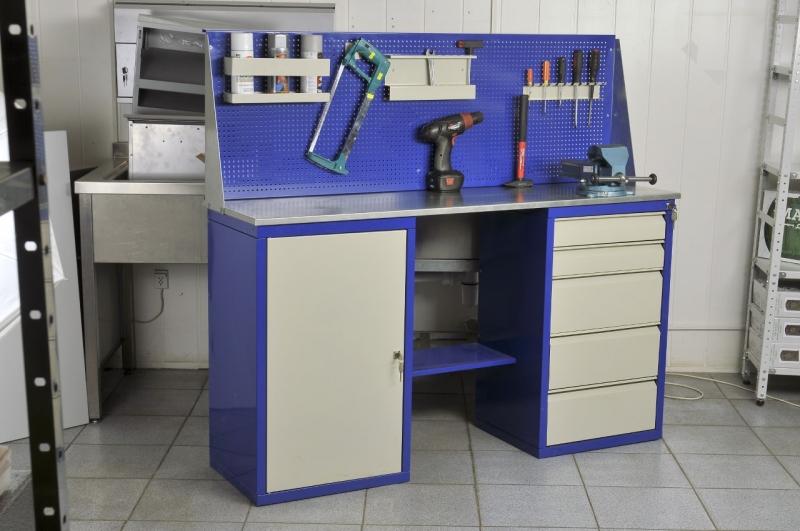 Производство и продажа металлической мебели в Воронеже.