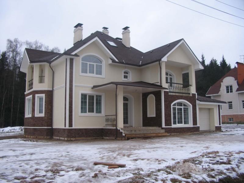 Строительство домов под ключ в Одессе и ремонт