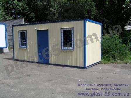 Строительство бытовок под ключ, строительство дачных домиков в Украине.