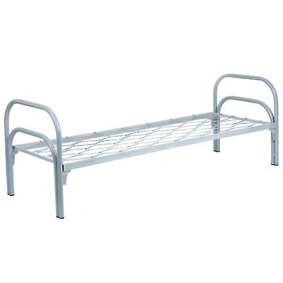 Купить кровать металлическую односпальную