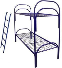 Кровать металлическая усиленная