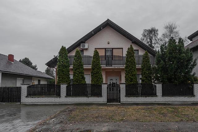 Дом в Сербии, Субботица