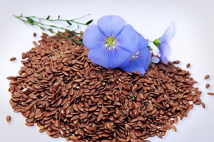 Семена льна, горчицы и рапса