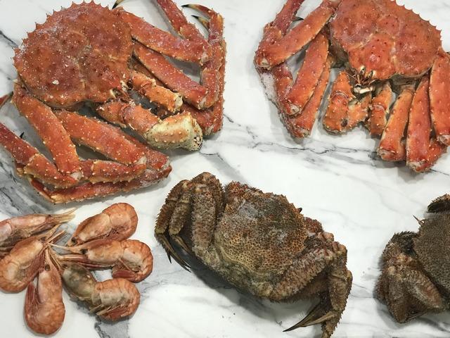 Ищу партнеров в регионах. Сфера морепродуктов оптом.