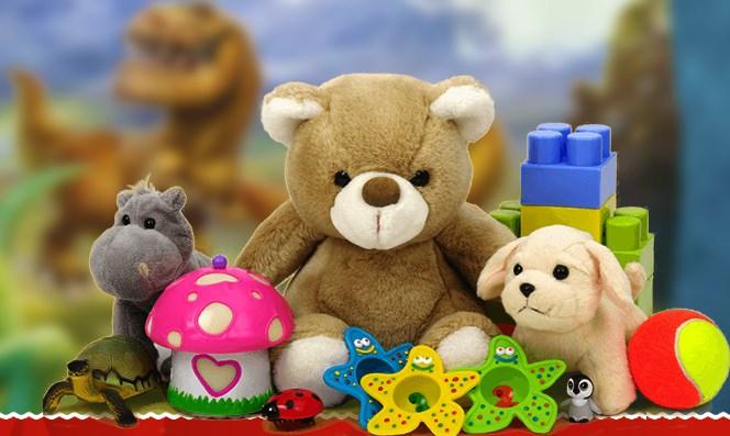 Скидки 50 процентов на развивающие игрушки для детей