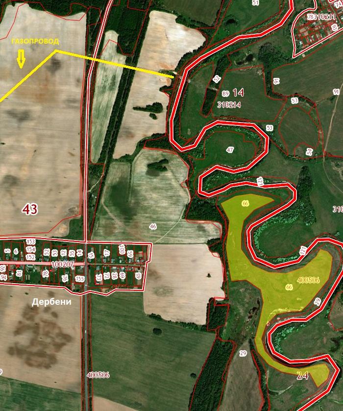 Продажа земельного участка 15.3 га.