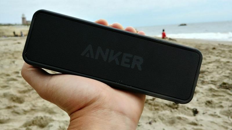 Портативная колонка Anker 2