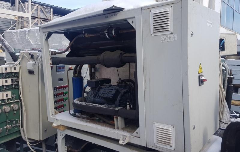 Агрегат для заморозки dorin h1751cc