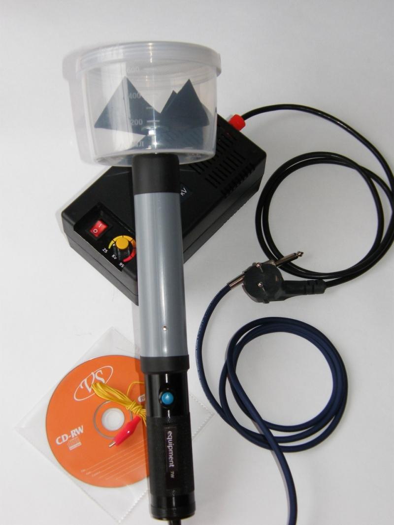 Флокатор ручной ,флок,клей для флокирования,флокирование